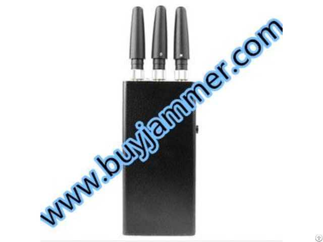 3g Gsm Cdma Broad Spectrum Mobile Phone Signal Jammer