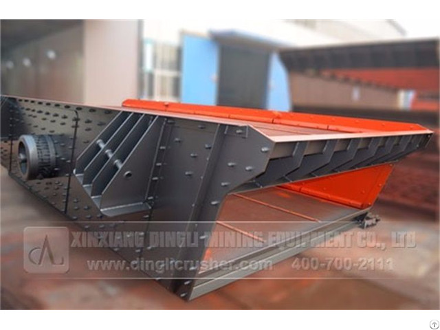 The Newest Mining Machine Of Vibrating Screen