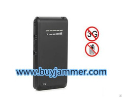 New Mobilephone Style Mini Portable Cellphone Signal Jammer