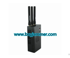 High Power Portable Mobile Phone Jammer Cdma Gsm Dcs Pcs 3g
