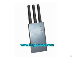 Mini Portable Cell Phone Jammer Cdma Gsm Dcs Phs 3g