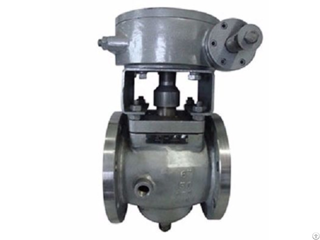 Steam Jacketed Plug Valve Class 150 300 600lb