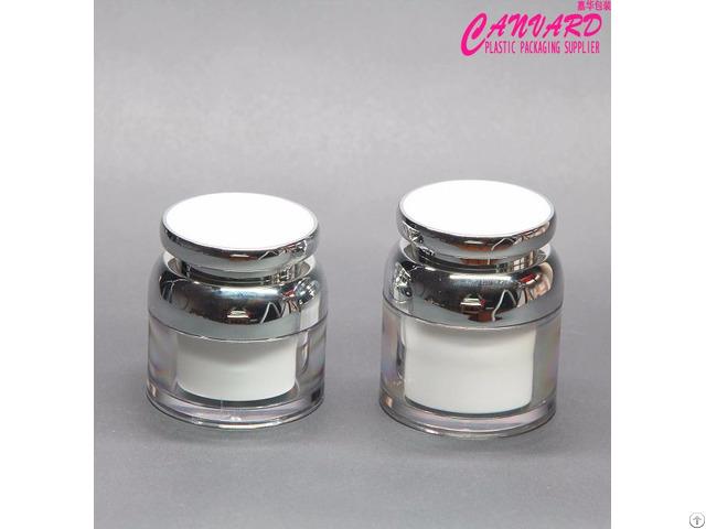 30g 50g Acrylic Cream Jar