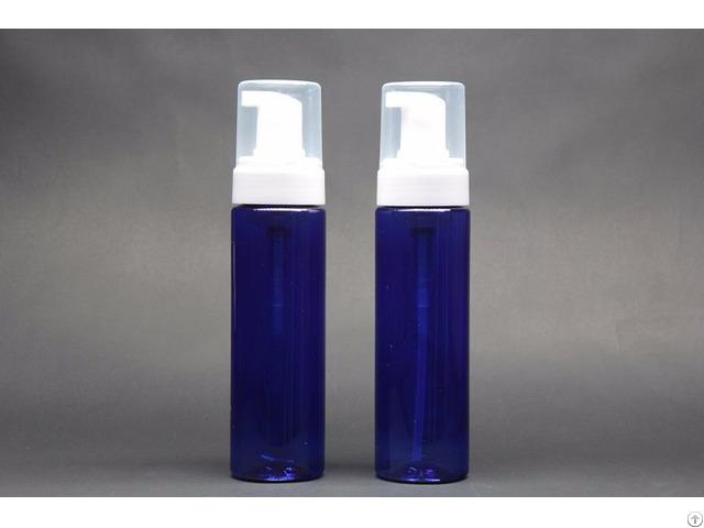 200g Blue Foam Soap Pump Bottle