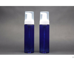 200g Blue Foam Soap Pump Bottle