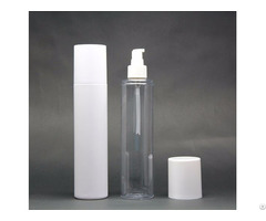 250ml Body Lotion Bottle With Pump Dispenser