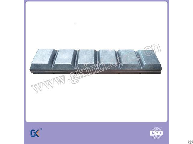 Bimetal White Iron Wear Blocks Chocky Bars