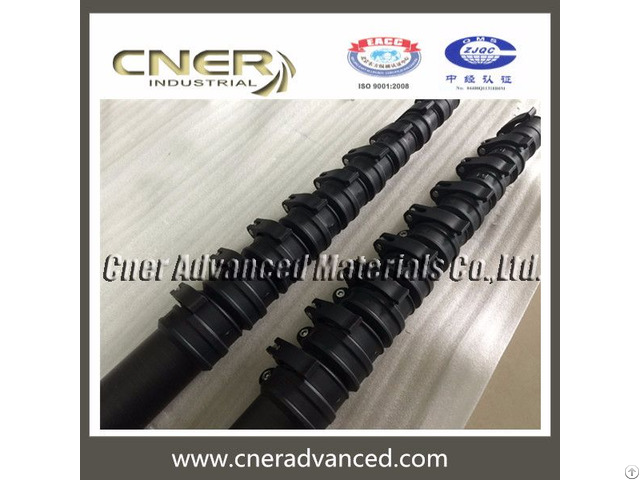 Carbon Fiber Water Fed Pole With Patent Clamp