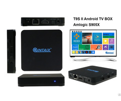 Qintex T9sii Amlogic S905x Quad Core Android 6 0 Mini Pc