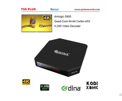 Amlogic S905 Quad Core Tv Box Qintex T9s Plus Android 5 1 Mini Pc