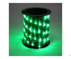Battery Operated Bo 67 Miro Mini Green Led Rope Light Kf67015 67g