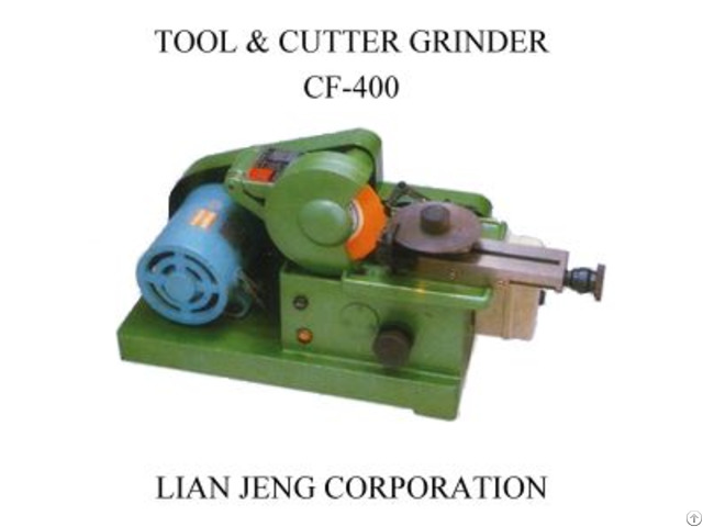 Tool And Cutter Grinder Cf 400