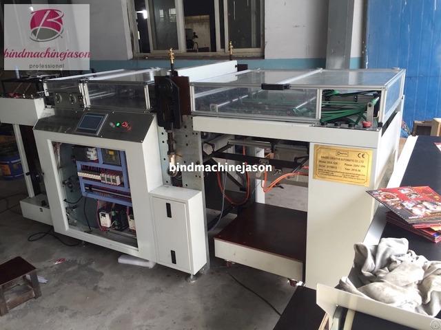 Automatic Paper Punching Machine Spb550