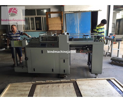Professional Calendar Punching Machine Spb550 For Print House