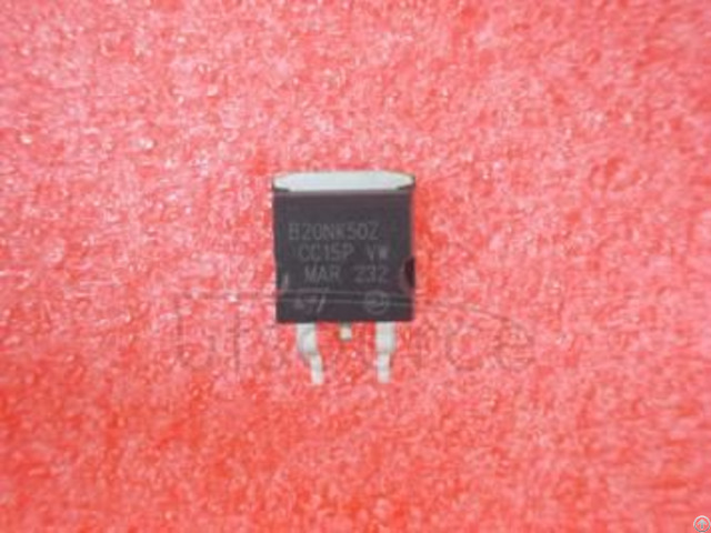 About Electronic Component B20nk50z