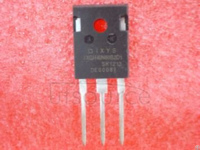 About Electronic Component Ixgh40n60b2d1
