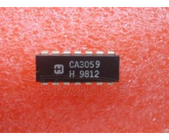 About Electronic Component Ca3059