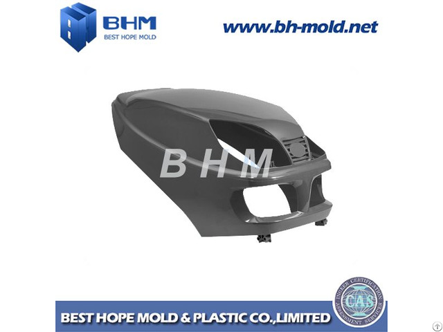 Iso Certificated Injection Mould For Baby Care Seat Bhm Bcs01