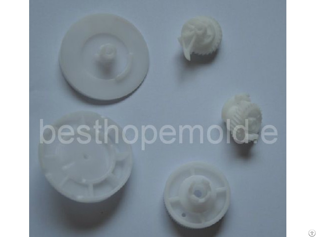 Pom Gear Mold Plastic Gears Tooling