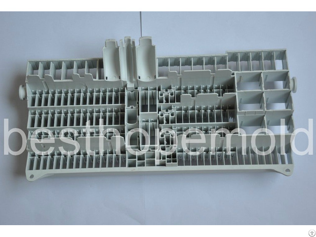 Plastic Mould For Track Circuit Housing