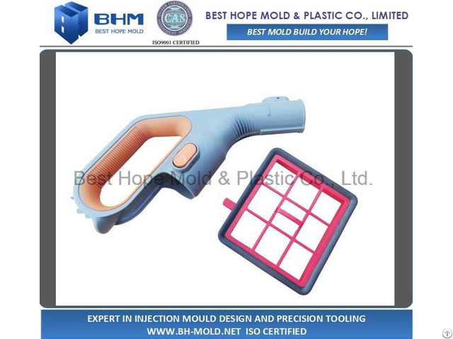 Over Molding Product Injection Mould
