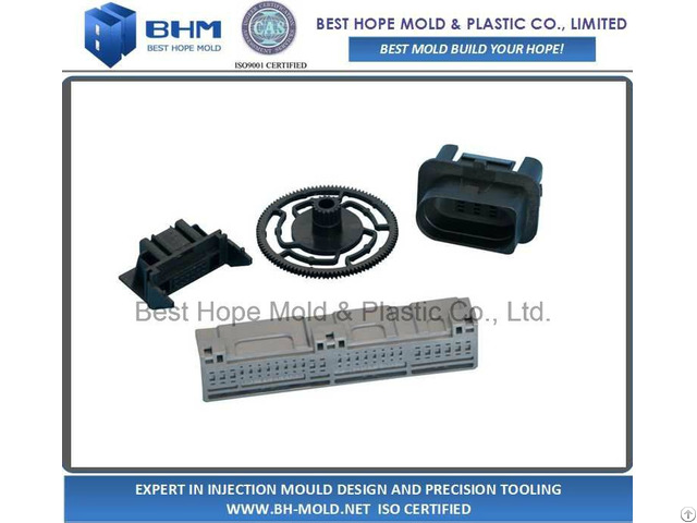 High Precision Plastic Part Injection Mould