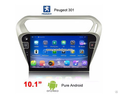 Peugeot 301 Android Car Radio Gps Wifi Satellite Camera Navigation