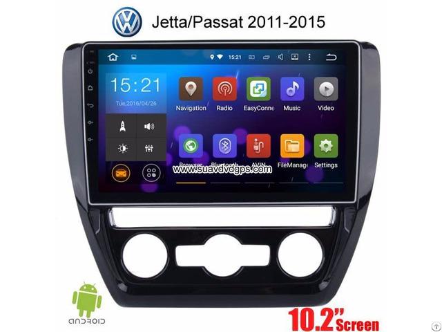 Vw Jetta Passat Android Car Radio Wifi Auto Gps Navigation Camera