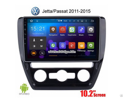 Vw Jetta Passat Android Car Radio Wifi Auto Gps Navigation Camera