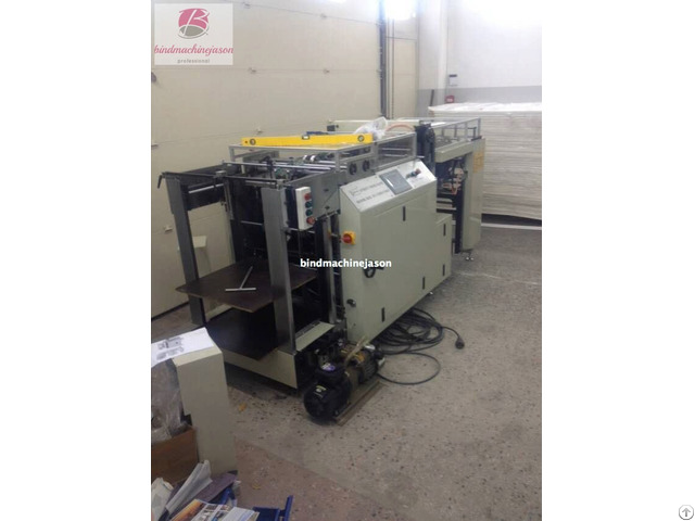 Automatic Paper Perforate Machine Spb550 In Professional