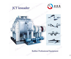 Jct Silicone Sealant Rubber Chewing Gum Vacuum Kneader