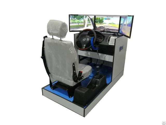 Standard Car Driving Simulator 3 Screens