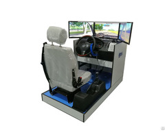 Standard Car Driving Simulator 3 Screens