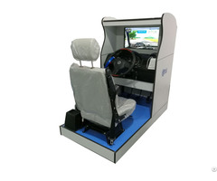 Standard Car Driving Simulator One Screen