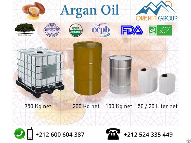 Argan Oil Pure Cosmetic