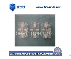 Precision Injection Mold For Pmma Measuring High Transparent
