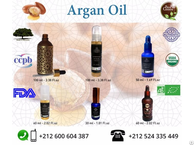 We Re One Of The Leading Pure Argan Oil Manufacturers In Morocco