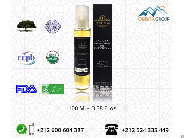 We Re The Leading Argan Oil Manufacturer And Wholesale Supplier