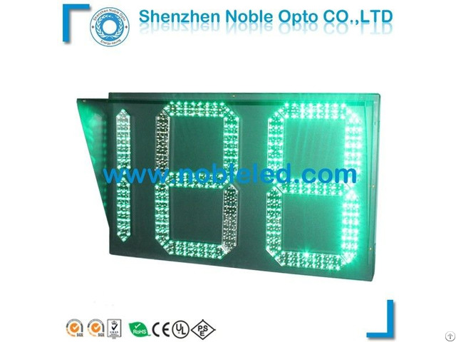 Ip 65 Electric Traffic Light Countdown Timer