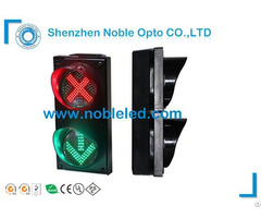200mm Toll Booth Led Traffic Lights On Sale