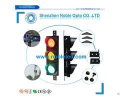 100mm Mini Led Signal Lights For Parking Lot