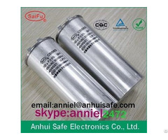 Low Voltage 10uf 20uf 30uf 40uf 50uf 60uf Retail Factory Price Old Brand Cbb65 Capacitor