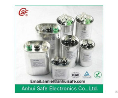 500uf 4500vdc Anti Explosion Aluminum Case High Power Oil Filled Capacitor