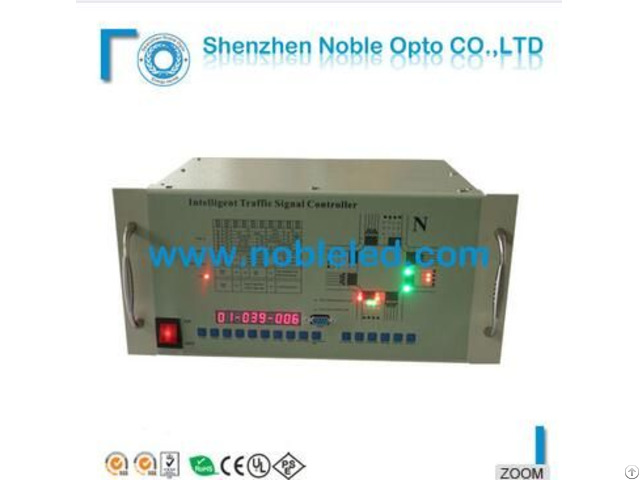 Programable Intelligent Traffic Signal Controller