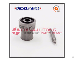 Automotive Parts Diesel Fuel Injector Nozzle Dn0pd619 Dn Pd Type