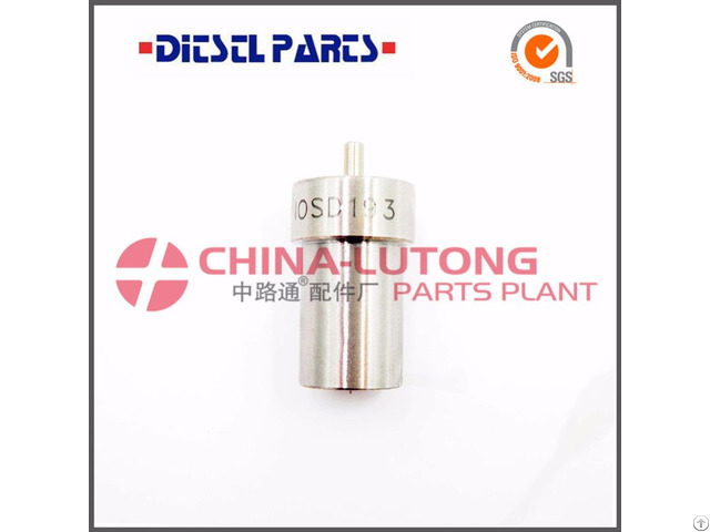 Wholesale Diesel Injector Nozzle Dn0sd193 Zexel Engine