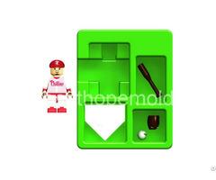 Minifigures Sport Toys Plastic Mould