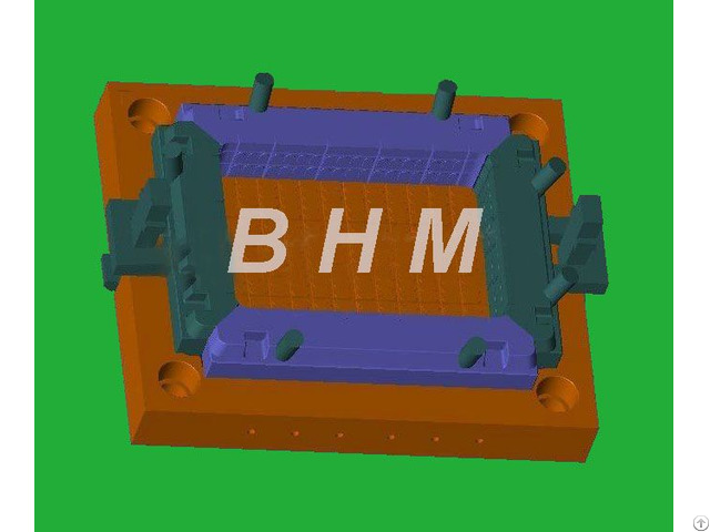 Oem Odm Plastic Mould For Packaging