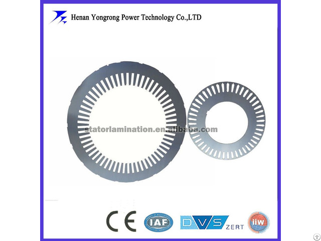 Dc Motor Stator Silicon Steel Lamination