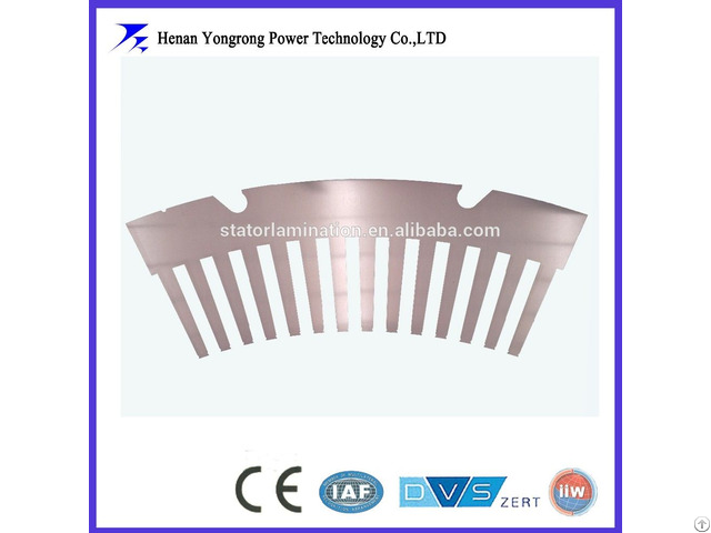 Motor Silicon Steel Segment Lamination